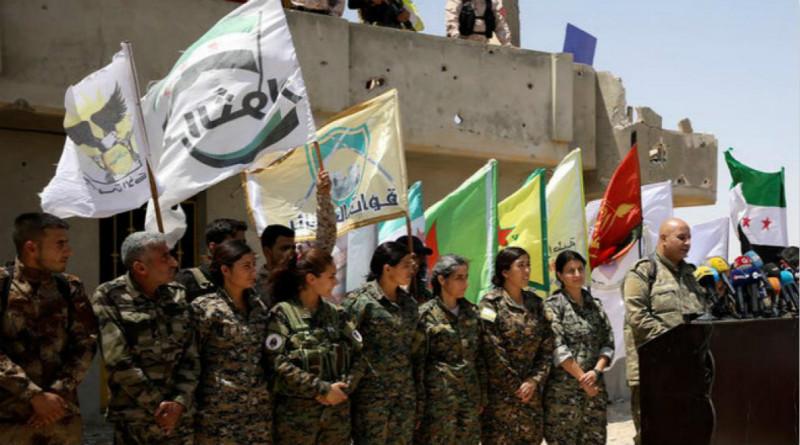 美国将从叙利亚项目抽身