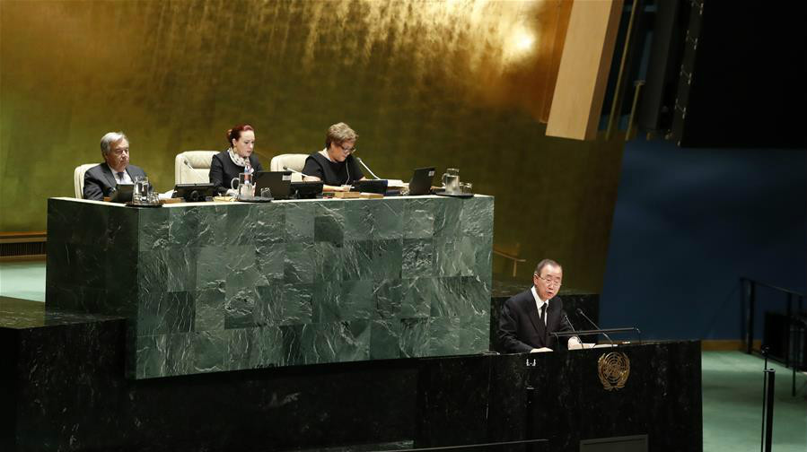 联合国召开纪念大会缅怀安南