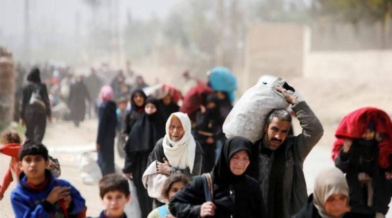 联合国:援助叙难民资金将告罄 急需2.7亿美元