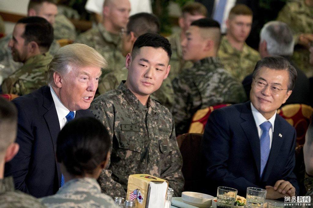 韩美第八轮军费谈判又谈崩 分歧未缩小