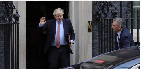英国卫生大臣确诊感染新冠病毒
