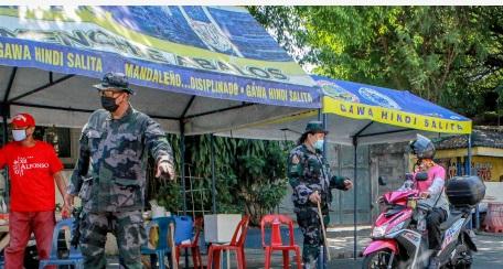 菲律宾将放松首都马尼拉等多地隔离政策