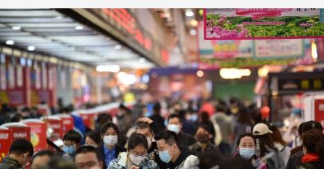 41.2万亿元:中国成为全球第二大消费市场