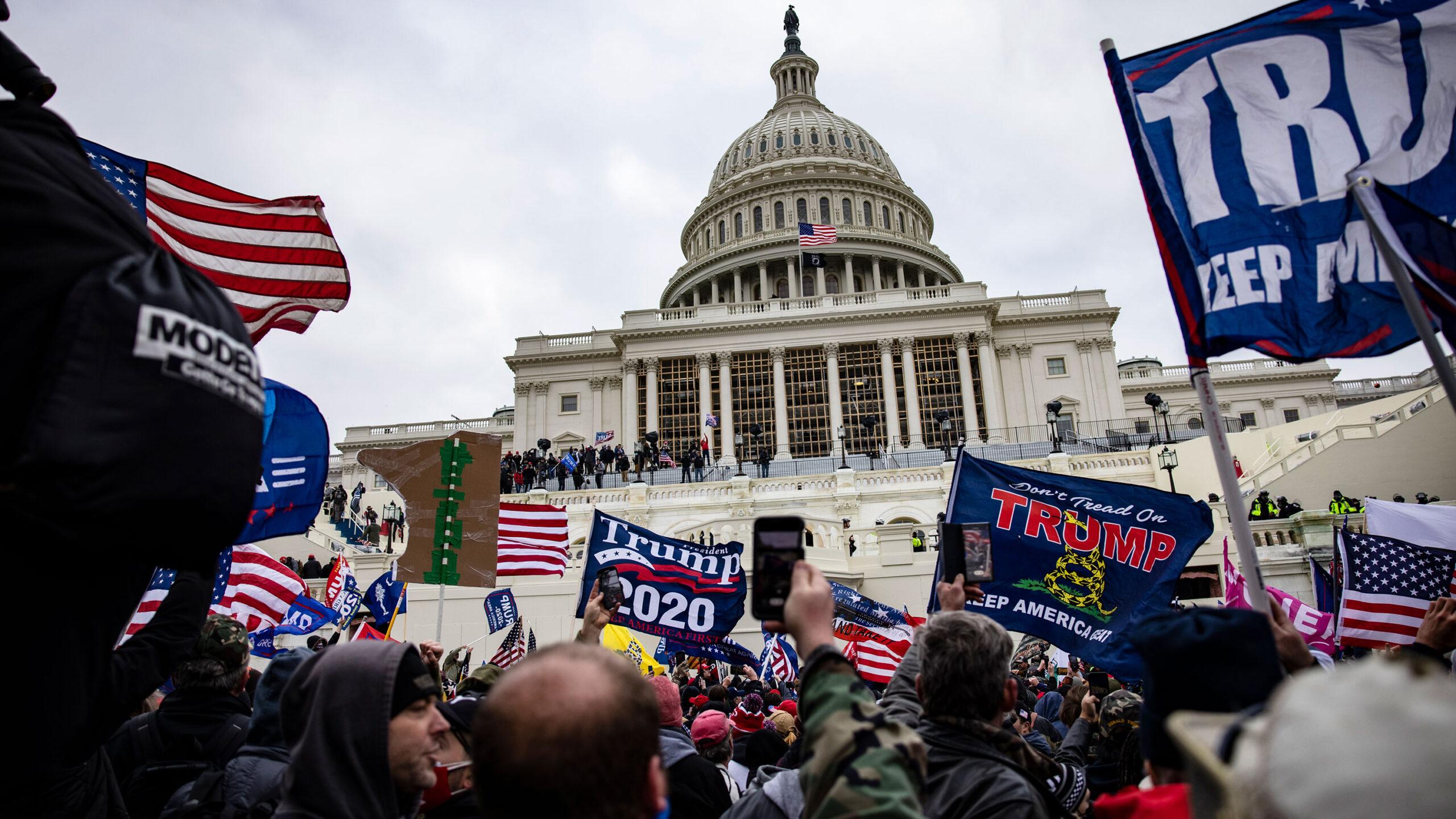 众议院议员达成两党协议,调查1月6日袭击国会事件