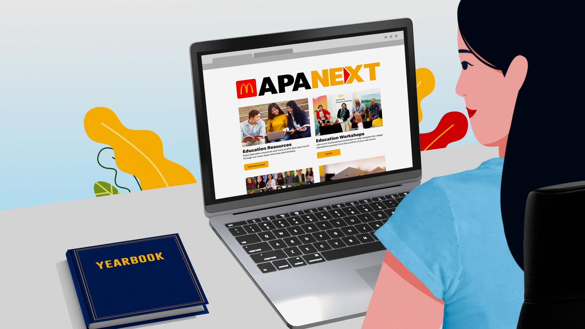 麥當勞堅持對教育的承諾,推出全新APA Next 計劃, 提供亞裔學生邁向成功的工具