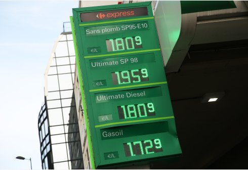 马克龙:法国即将出台措施应对能源价格攀升